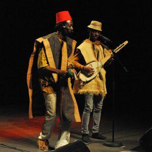 Concert vasaf - voix des artistes sans frontiere