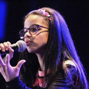 VASAF Artiste Kenza - voix des artistes sans frontiere